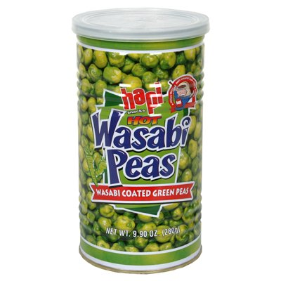 Wasabi Green Peas Hot Can (Pack of 12) - Pack Of 12 by  (Image #1)