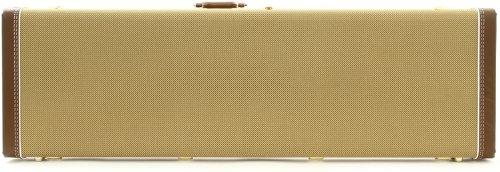 Fender Deluxe Case for Jazz Bass - Tweed