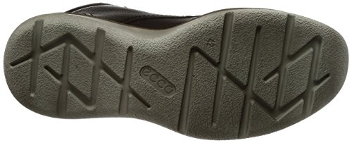 Ecco Mens Aurora Boot Coffee