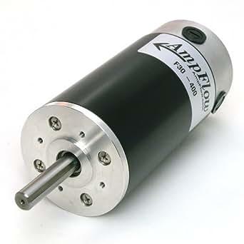 Ampflow F30 400 Brushed Electric Motor 12v 24v Or 36 Vdc