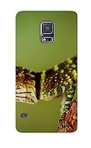 Crazylove Case Cover Animal Lizard/ Fashionable Case For Galaxy S5