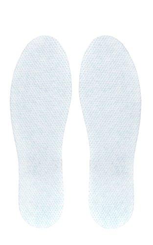 Schuheinlagen Kaps Turnschuhe für 4 Paar antibakterielle Innensohle für Freizeit, Schuhe