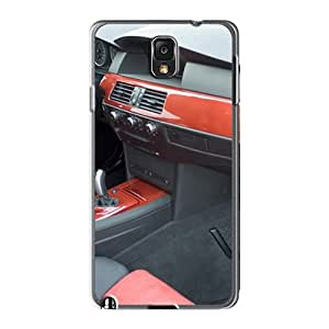 Tpu Case Cover For Galaxy Note3 Strong Protect Case - Bmw Hamann M5 Race Interior Design