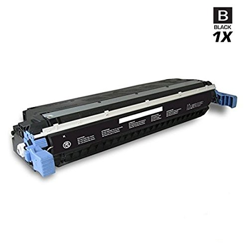 Re-Manufactured Toner Set for HP Color LaserJet 5500dtn 5500 5550