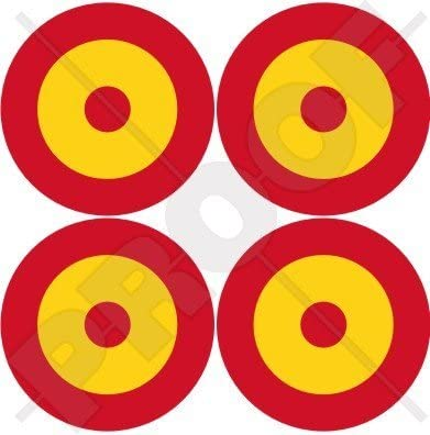 ESPAÑA Fuerza Aérea Española Avión Medallones 2