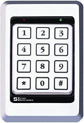 (Essex Electronics - KTP-103-SN - 26 Bit Wiegand S/s 3x4 5/12v)