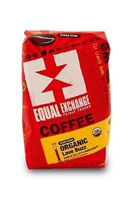 Equal Exchange Love Buzz Blend Organic Coffee Bean
