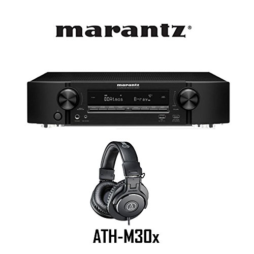 Marantz NR1607 Ultra HD 7.2 Channel Network A/V Surround Rec