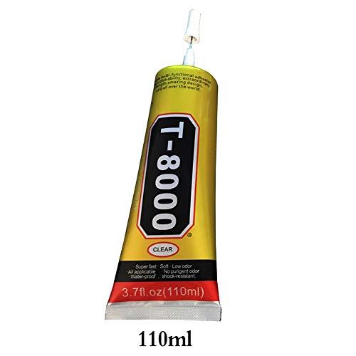 Nicknocks T7000/T8000 Glue Epoxy Resin Clear Adhesive Needle Type Phone  Screen Repairing Tool