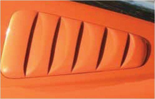 06 mustang rear louvers - 5