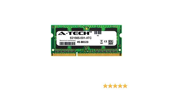 RAM Memory Upgrade for The Compaq//HP Pavilion p6251de PC3-10600 2GB DDR3-1333