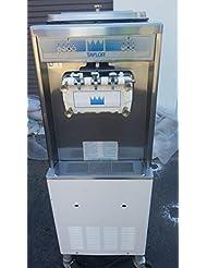 2010 TAYLOR 336 SERIAL M0062666 1PH AIR Soft Serve Frozen Yogurt Ice Cream Machine