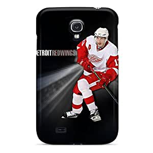 Cute Appearance Cover/tpu XGPQfYp1267RkPhM Pavel Datsyuk Case For Galaxy S4