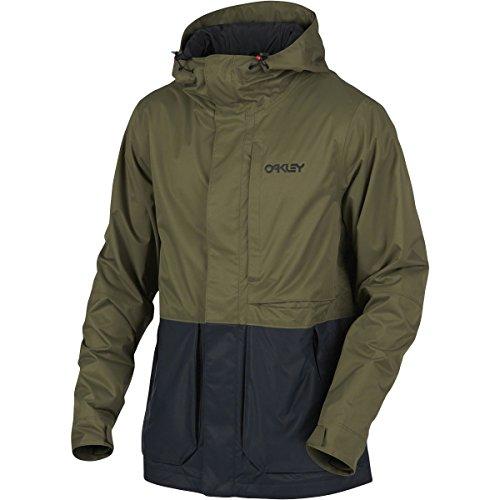 Oakley Highline 10K Bzs Jacket, Dark Brush, - Jacket Oakley Green