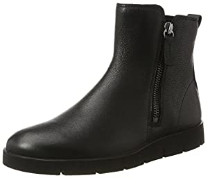 upc 809702924177 product image for ECCO Women's Women's Bella Zip Boot Ankle Bootie, Black, 39 EU / 8-8.5 US | barcodespider.com