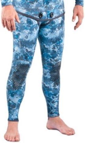 Camo Blue S6 Mares Instinct Wetsuit 3.0mm Pants
