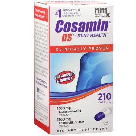 Cosamin DS for Humans (210 Capsules)