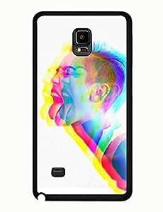 Miley Cyrus Designed Terrific Theme Super Star Samsung Galaxy Note 4 Tough Case yiuning's case