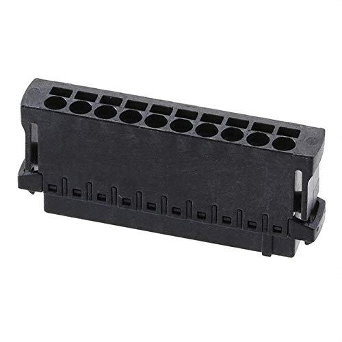 TERM BLOCK PLUG 10POS STR 2.54MM (Pack of 10)