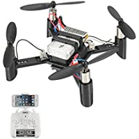 DM002 WiFi FPV Brushed Racing Drone for Android and Iphone (Kit Version) RTF