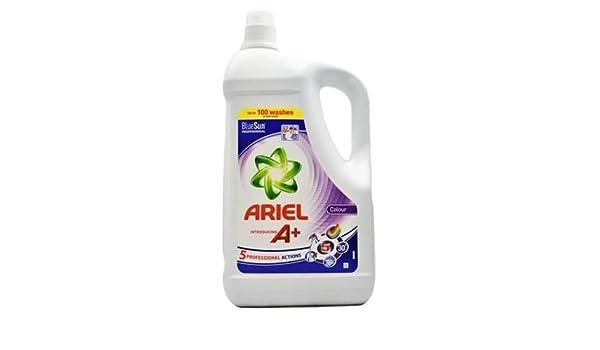 Ariel Liquid Colour Regular 5L - 73401: Amazon.es: Hogar