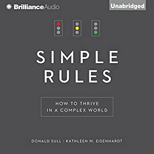 Simple Rules Hörbuch