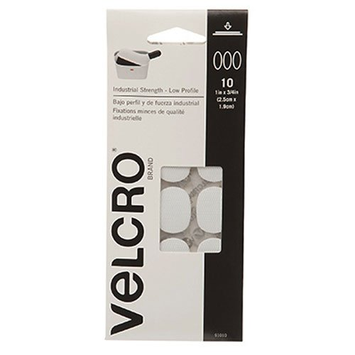 VELCRO Brand 91010 - Industrial Strength Low Profile - 1