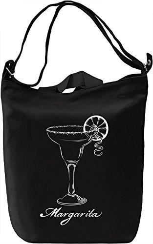 Margarita Borsa Giornaliera Canvas Canvas Day Bag| 100% Premium Cotton Canvas| DTG Printing|