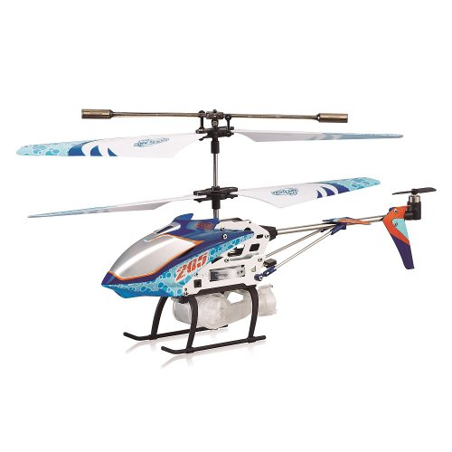 Fast Lane Infrared Bubble Helicopter with USB Charger