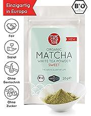 Matcha - Weißer Tee