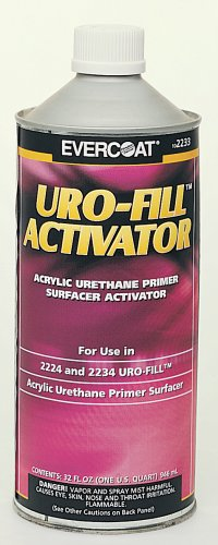 Evercoat Fibreglass 2233 Uro-Fill Activator - Quart
