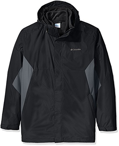 Columbia big tall Eager Interchange Jacket