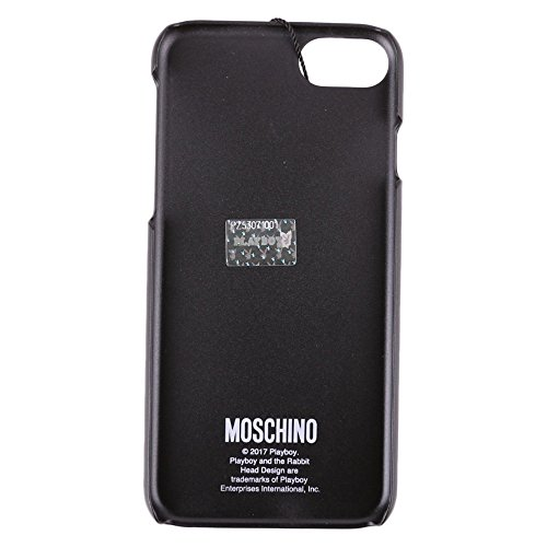 Moschino Women's A790783071555 Black Plastic Cover by MOSCHINO (Image #1)