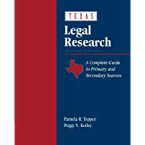 Texas Legal Research