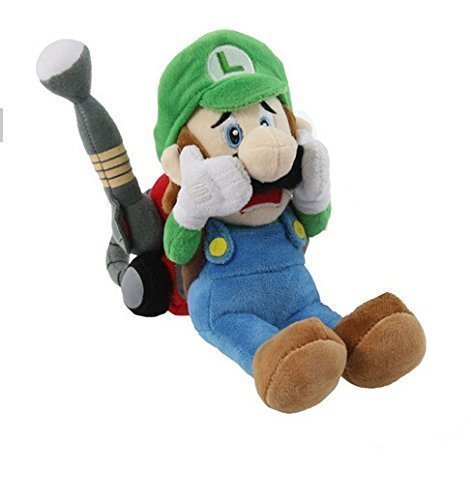 Super Mario Bros Plush 7.2