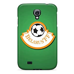 Fashionable Style Case Cover Skin For Galaxy S4- Belarus Football Logo