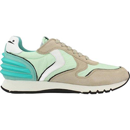 Calzado deportivo para mujer, color Verde , marca VOILE BLANCHE, modelo Calzado Deportivo Para Mujer VOILE BLANCHE JULIA POWER Verde Verde