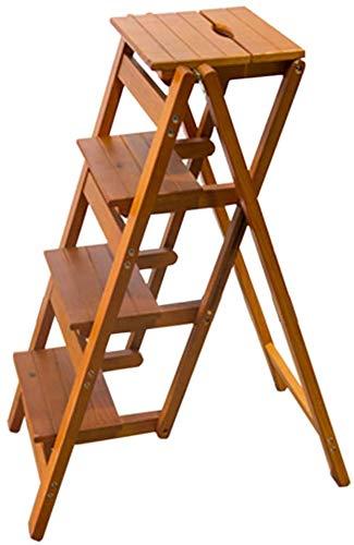 STOOL Escalera de mano Taburetes de casa, escalera de madera ...