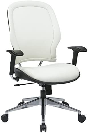 SPACE Seating Vinyl Managers Chair