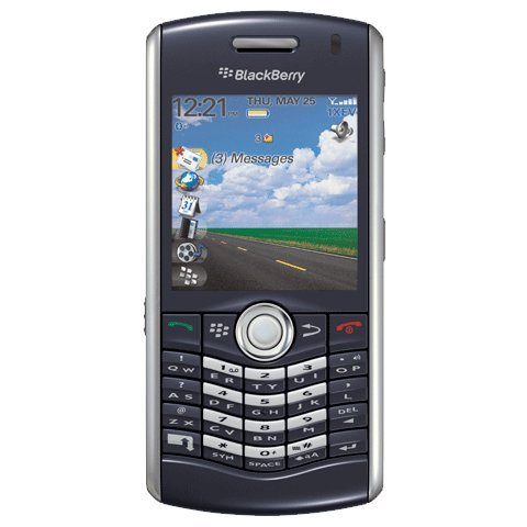 BlackBerry Pearl 8130 Blue No Contract Sprint Cell Phone