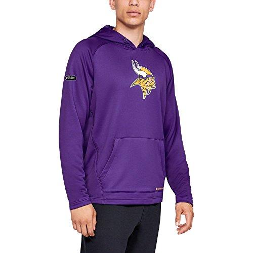 Under Armour NFL Combine Authentic UA Tech Terry XL NFL_Minnesota Vikings_Purple
