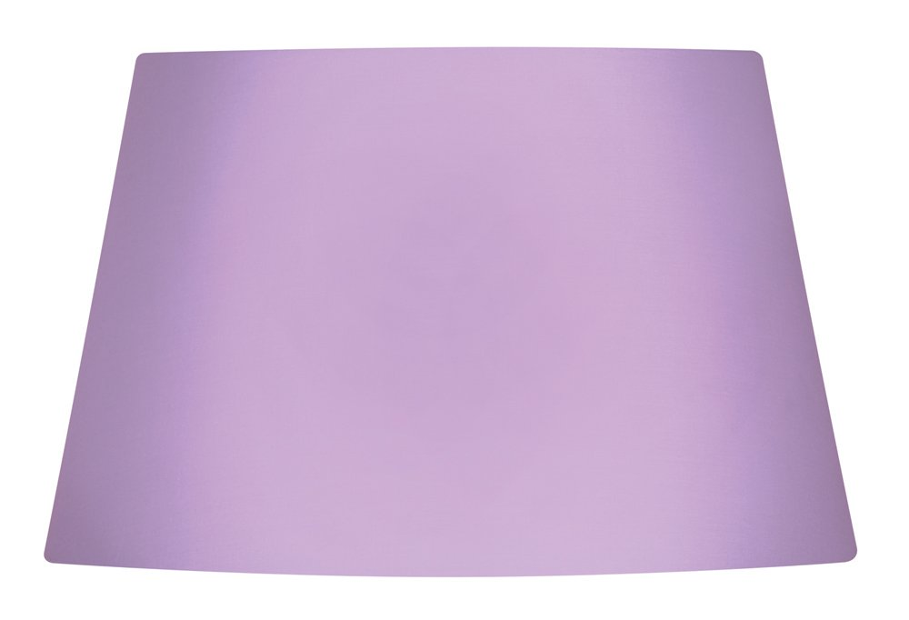 Oaks Lighting Abat-jour tambour en coton 35,5cm