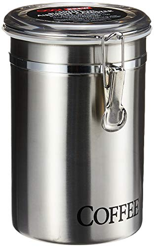 Oggi 60-Ounce Brushed Stainless
