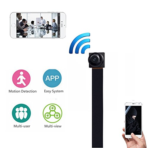 MAGENDARA Mini WIFI Camera, Wireless Camera 1080P Camera with Motion - Pc Cameras Internet