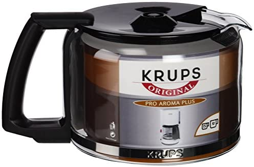 Krups Replacement Pro Aroma Plus Glass Coffee Carafe by KRUPS