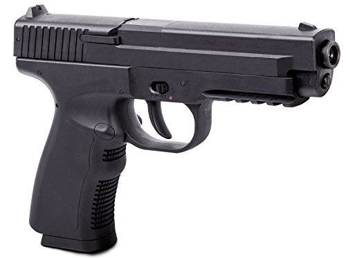 Crosman PSM45 Spring Powered with Single Shot Metal Slide Air Pistol