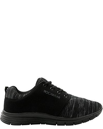 Mens Sneakers Space Fit 8 Black 5 Dye Knit Jersey aAHa6w