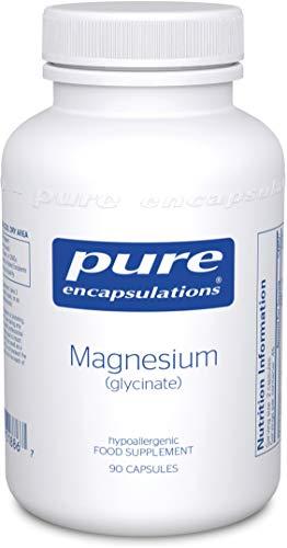Pure Encapsulations - Magnesium Glycinate - Bioavailable Magnesium Chelate...