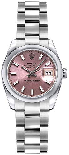 Rolex Lady-Datejust 26 179160 Pink Dial (Rolex Pink Gold)