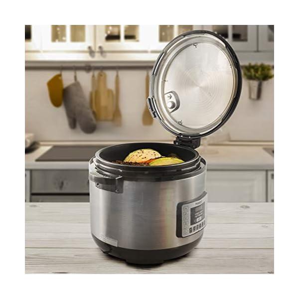 NUWAVE NUTRI-POT 13-Quart DIGITAL PRESSURE COOKER with Sure-Lock Safety System; Dishwasher-Safe Non-Stick Inner Pot… 3